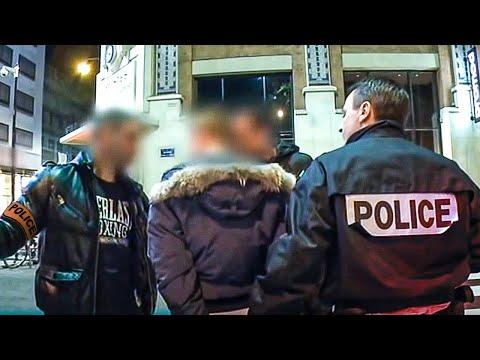 Flics de choc pour banlieue chic - Reportage 2016
