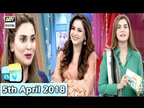 Good Morning Pakistan - 5th April 2018 - ARY Digital Show