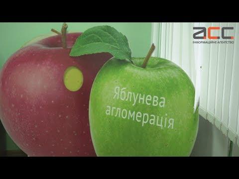 Яблунева агломерація: як громада заробляє сама на себе