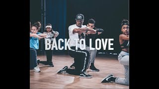 "Chris Brown - ""Back To Love"" 