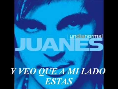 Es por ti, Juanes, con letra