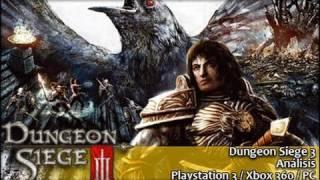 Dungeon Siege 3 [Análisis]