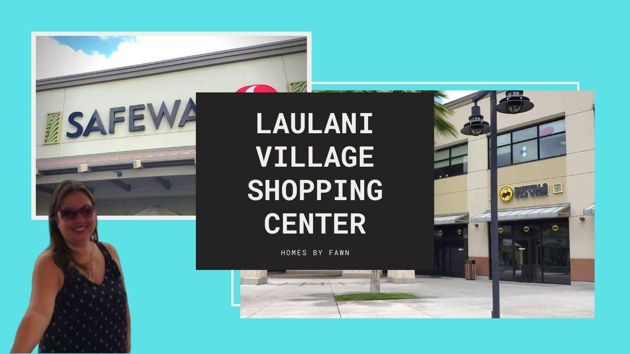 Laulani Village Shopping Center   Ewa Beach, Hawaii