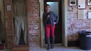 Beth Spivey - Curator, Depot Museum, Selma, Alabama -