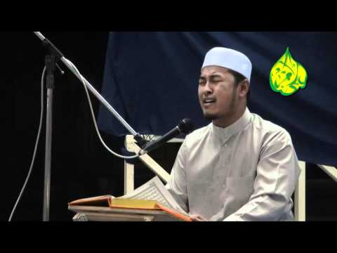 Bacaan Al-Quran bertaranum oleh AF Ustaz Muslim Ali