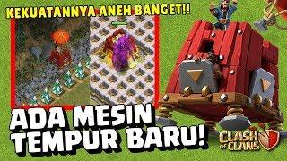 ADA MESIN TEMPUR BARU TH 13 CoC - ANEH BANGET!
