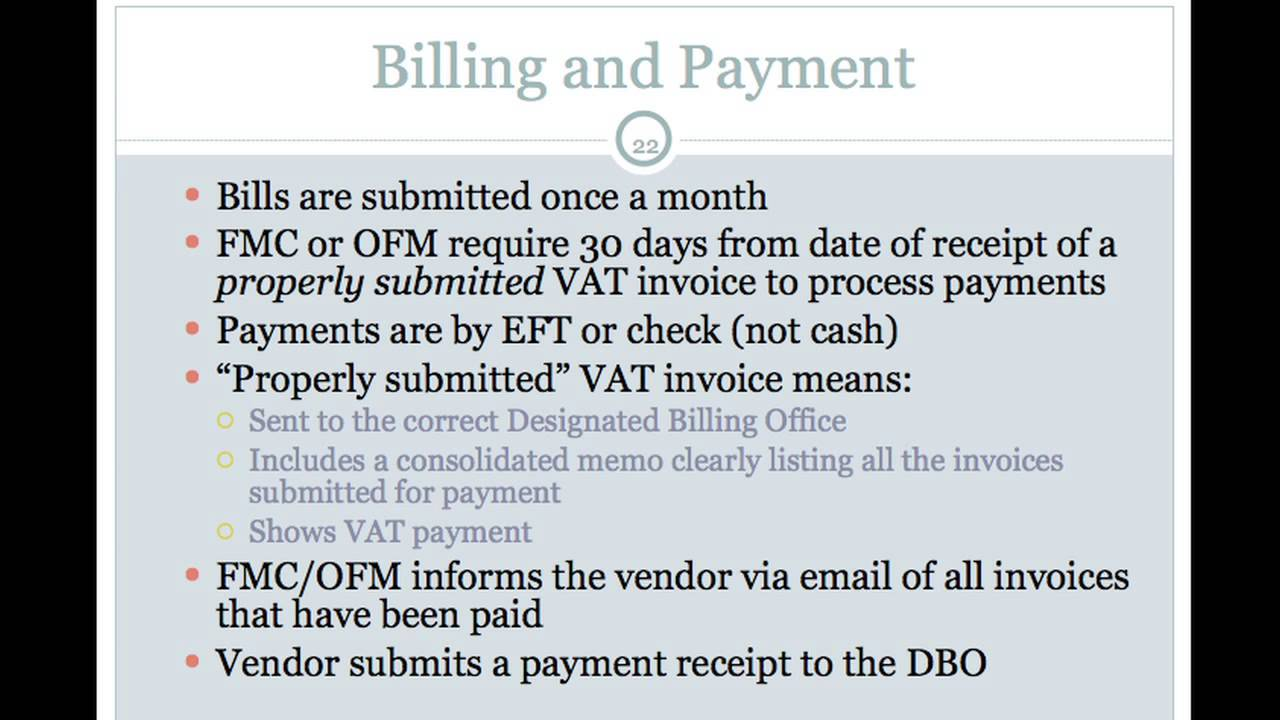 Procurement Processes Explained Part 2. U0027BPAu0027 Blanket Purchase Agreements.