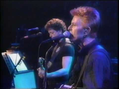 Waiting for the Man - Reed and Bowie
