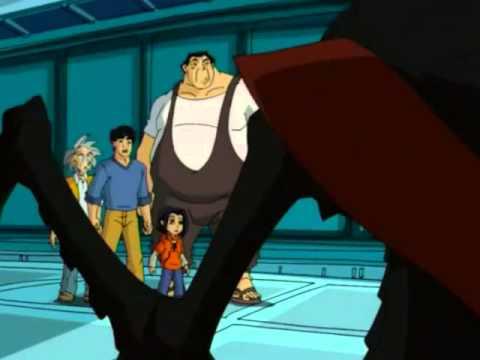 Jackie chan vs los 9 Oni