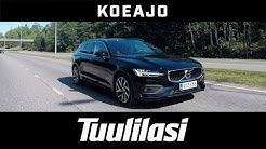 Koeajo: Volvo V60 D4 Business aut. (2018) - Tuulilasi
