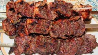 Шашлык из говядины Луковый маринад для шашлыка