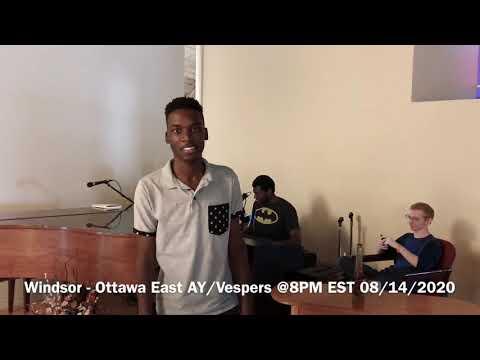 Windsor - Ottawa Youth Exchange Invite