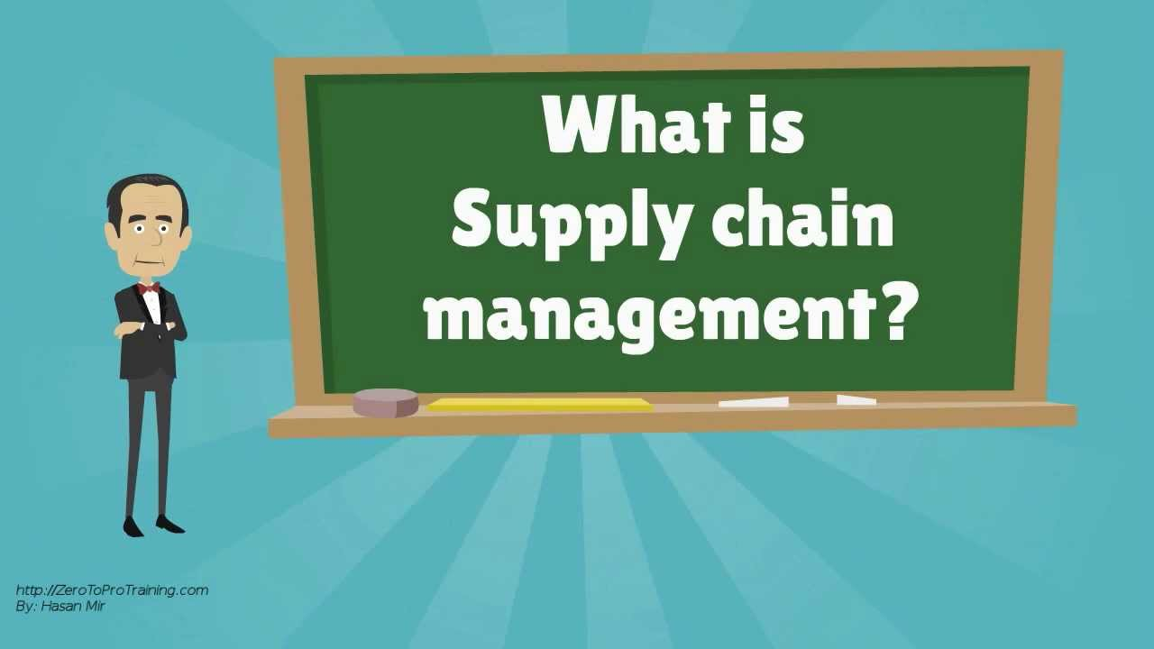 Understand The Relationship Between Supply Chain Management Business Essay