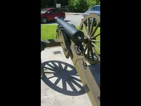New Bern Civil War Battlefield Park Walkthrough/review