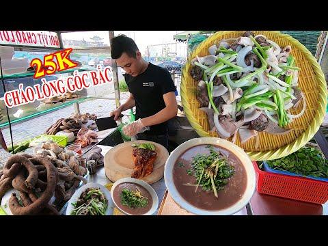 3 anh đầu bếp mở quán cháo lòng má heo chính gốc Bắc siêu ngon chỉ bán 3 tiếng là hết sạch ở Sài Gòn