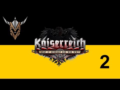 Hearts of Iron IV - Kaiserreich - Austria - 2