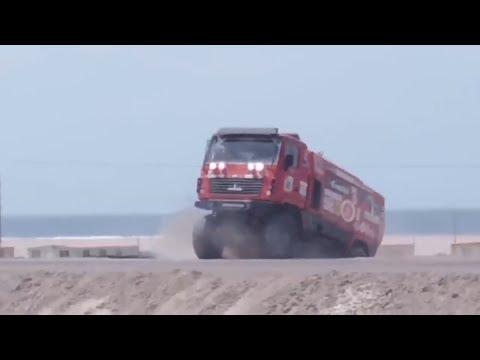 МАЗ валит - Беларусы на Дакаре 2019  . MAZ Dakar  2019