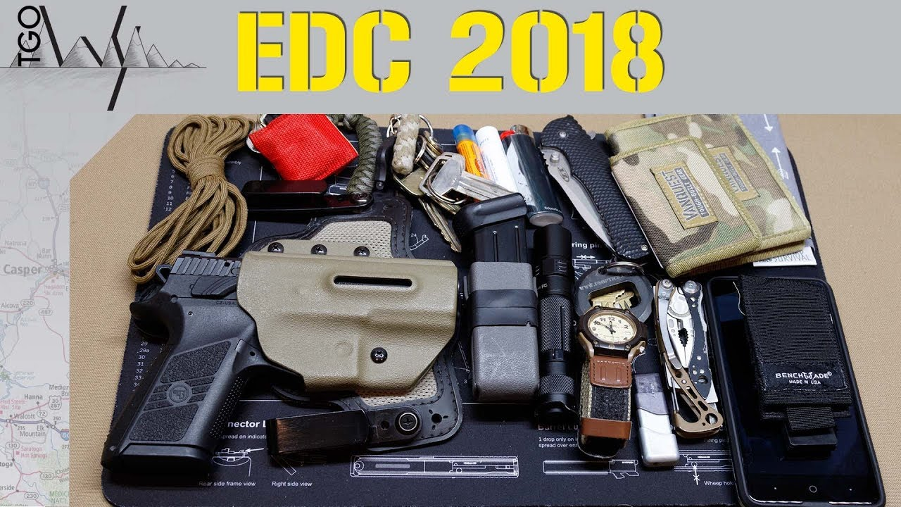 2018 edc every day