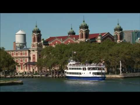 Statue of Liberty & Ellis Island   2 minute HD tour