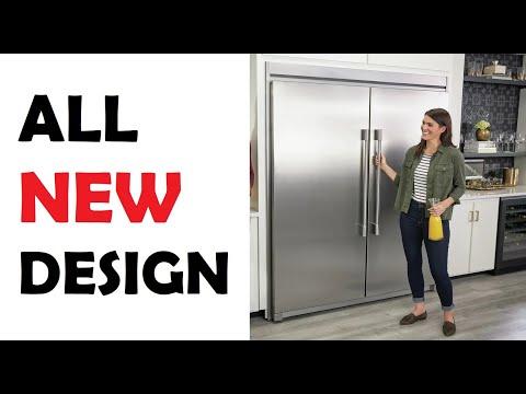 FRIGIDAIRE Side by Side Fridge NEW MODEL Refrigerator and Freezer FPRU19F8WF FPFU19F8WF