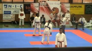 Karate WKF - Internationaux de Luxembourg - Lion's Cup 2014 (2) - O.Mulolo