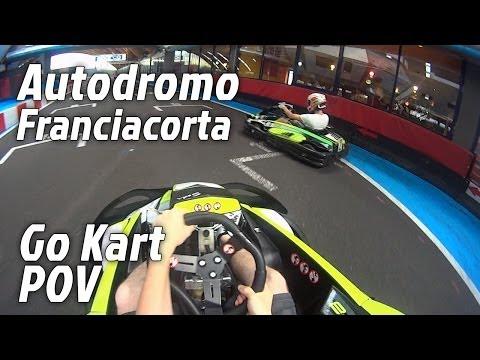Autodromo di Franciacorta - Go-kart POV (1) Full HD