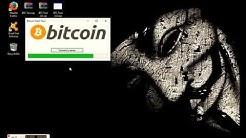Ganhando bitcoins - hack.  BTC Tool 322.exe
