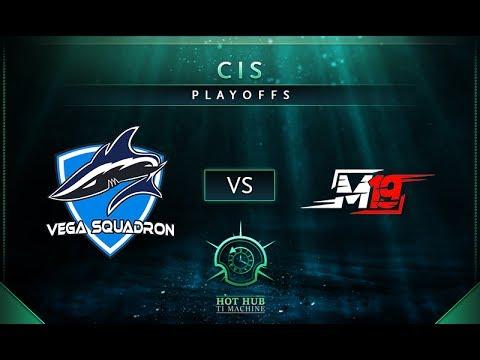 Vega vs M19 Game 3 - TI7: CIS Regional Qualifiers Playoffs - @LD @Draskyl