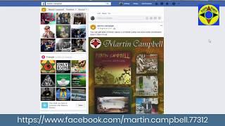 Martin Campbell - Digital Promotion & fresh tunes! (2018)