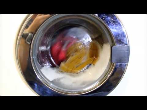 Waschmaschine Bosch V449 Buntwäsche 40°C: Hier die Bosch V449 meines Kumpels auf Buntwäsche 40°C!