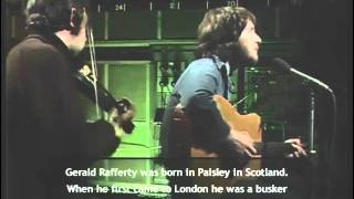 Gerry Rafferty - Can I Have My Money Back [OGWT]