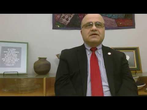 Trocaire College President Dr. Bassam M. Deeb: #HeForShe