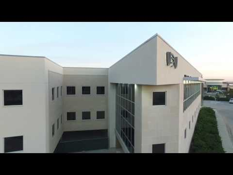 Dr. Lam's New Willow Bend Wellness Center Addition Drone View (11,000 SQFT for Lease)