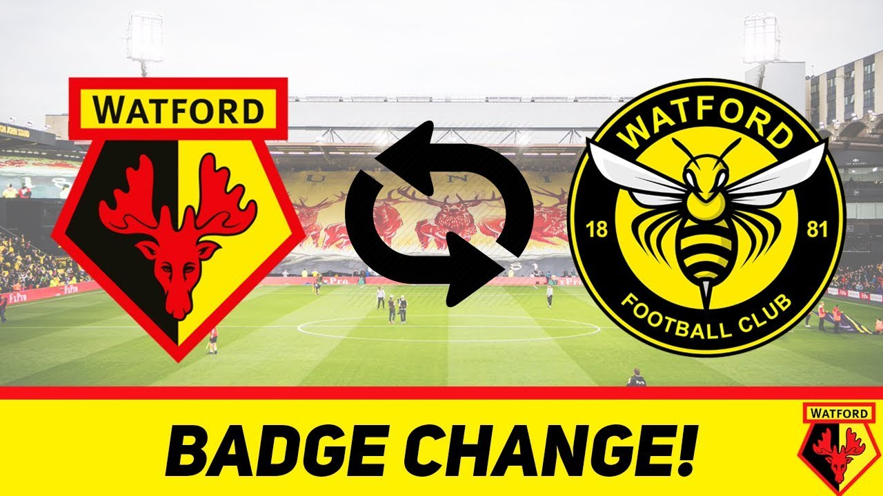 Watford To Change Badge In Summer 2020  - YouTube 81ae6fcb5