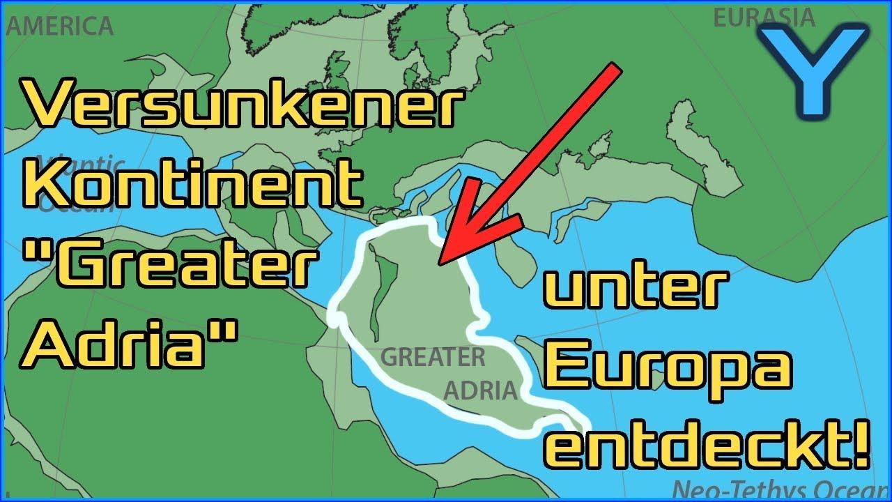 Versunkener Kontinent