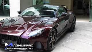 Aston Martin DBS Superleggera - MAGNUS PRO