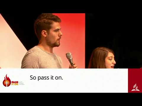 """Global Youth Leaders Congress 2018 - """"Pass It On"""" (Theme Song) #GYLC2018"""