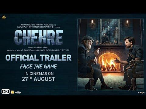 Chehre: Official Trailer | Amitabh Bachchan, Emraan Hashmi | Rumy J | Anand Pandit | 9th April 2021