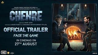 Chehre: Official Trailer | Amitabh Bachchan, Emraan Hashmi | Rumy J | Anand Pandit | 27th August 21 Thumb