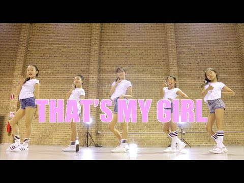 Fifth Harmony - That's my Girl | iMISS CHOREOGRAPHY | MiNiMi
