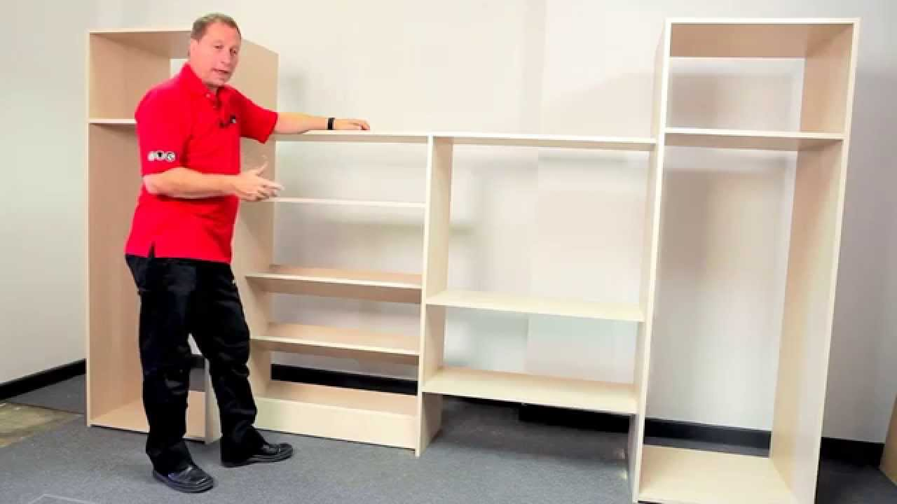 internal contiboard wardrobe storage youtube. Black Bedroom Furniture Sets. Home Design Ideas
