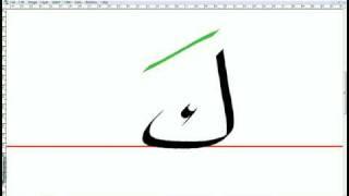 Arabic language lesson 9 (fa2, qaf, kaf)
