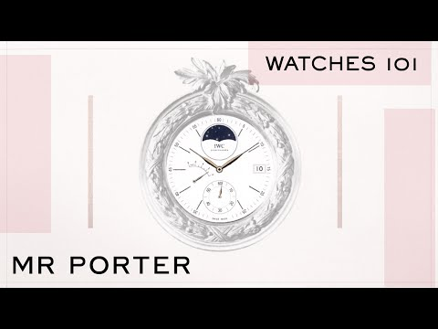 Why Are Swiss Watches So Special? | MR PORTER