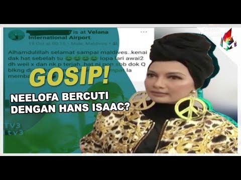 GOSIP! Lofa Bukan Bercuti dengan Hanis | Melodi 2018