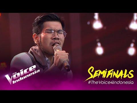 Adu Rayu (Yovie, Tulus, Glenn Fredly) - Kaleb | Semifinal | The Voice Indonesia GTV 2019