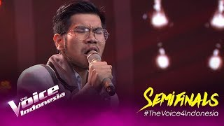 Adu Rayu (Yovie, Tulus, Glenn Fredly) - Kaleb | Semifinal | The Voice Indonesia GTV 2019