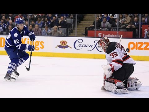 Shootout: Devils vs Maple Leafs