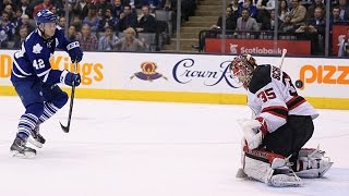 Shootout: Devils vs Maple Leafs