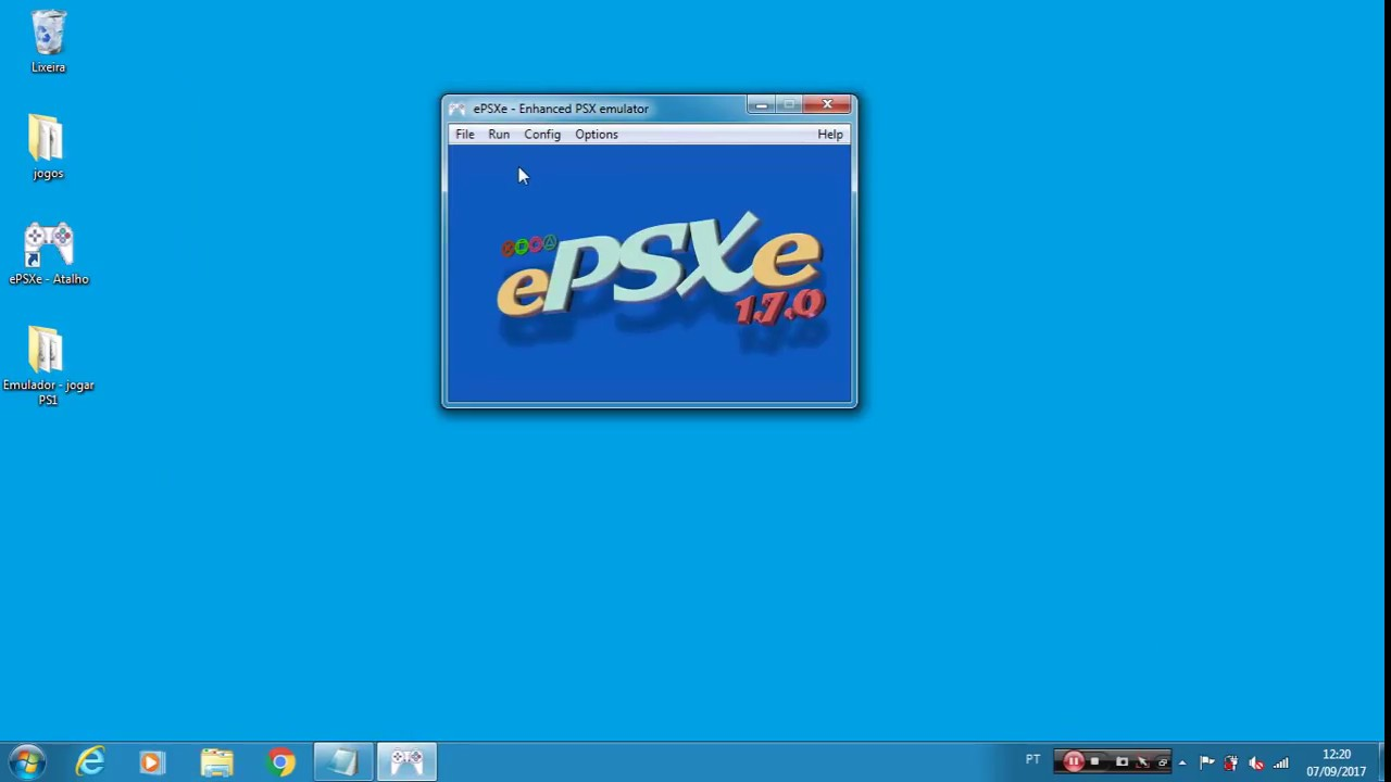 Epsxe - Emulator Full + Memory Card - Download