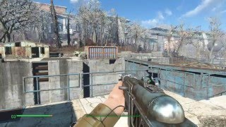 Fallout 4 085 - Музей ведьм Салема
